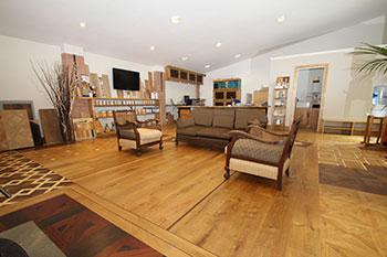 Hardwood Flooring Showroom Bristol